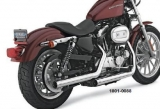 Výfuk VANCE AND HINES STRAIGHTSHOTS na Sportster 14-18