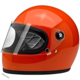 Helma Biltwell - Gringo S ECE Gloss Hazzard Orange
