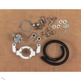 Odfuky hlav válvů - Crankcase Breather Kit Big Twin 99-17 mimo Touring