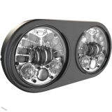 JW SPEAKER 8692 DUAL LED ADAPTIVE 2 parabola 5 a 3/4""
